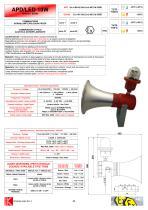 APD/LED 10W APD100 + EVA50