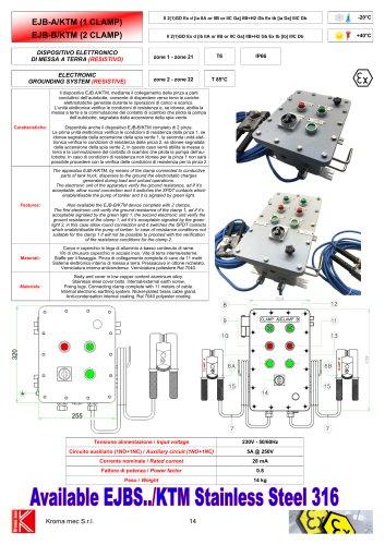 ELECTRONIC GROUNDING SYSTEM EJB../KTM