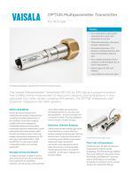 DPT145 Multiparameter Transmitter