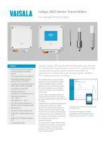 Indigo 200 Series Transmitters