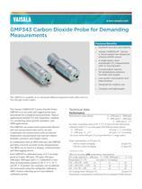 Vaisala CARBOCAP® Carbon Dioxide Probe GMP343 - 1