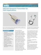 Vaisala DRYCAP® Dewpoint Transmitter DMT242 - 1