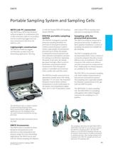 Vaisala DRYCAP® Hand-Held Dewpoint Meter DM70 - 2