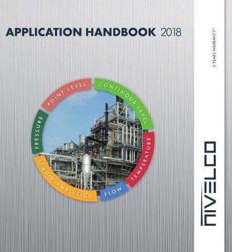 NIVELCO Application handbook 2018