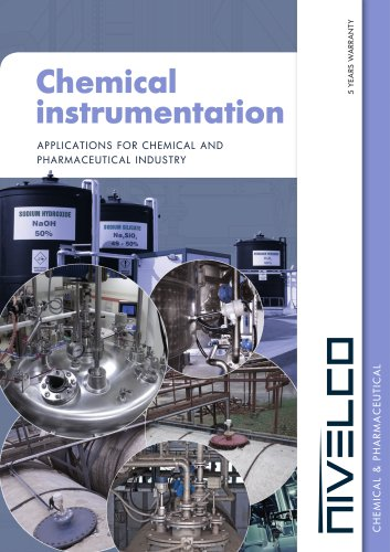 NIVELCO Chemical Instrumentation