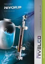 NIVELCO LEVEL TRANSMITTERS - BYPASS LEVEL INDICATORS - NIVOFLIP