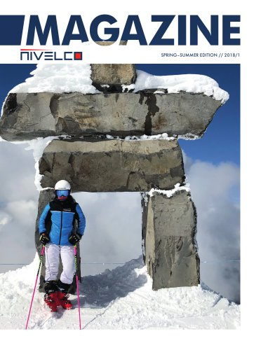 NIVELCO Magazine 2018/1