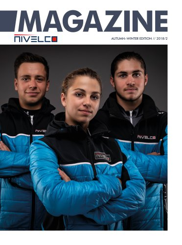 NIVELCO Magazine 2018/2