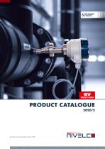 NIVELCO Product Catalogue 2020/2