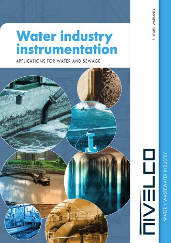 NIVELCO Water Industry Instrumentation