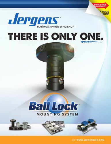 Ball Lock Brochure