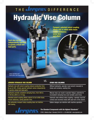 Hydraulic Vise Columns Sheet