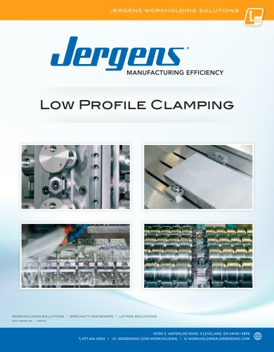 Low Profile Clamping
