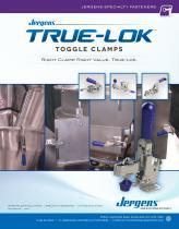 True-Lok™ Toggle Clamps Catalog