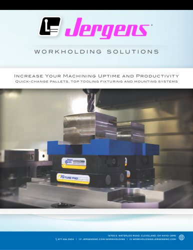 Workholding Capabilities Brochure