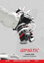Handling pneumatic automation