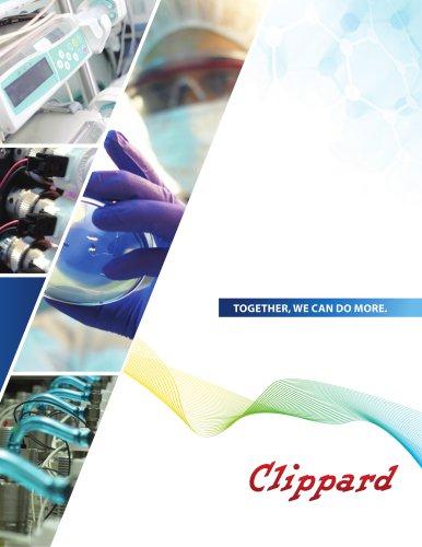 Clippard Capability Brochure 2019