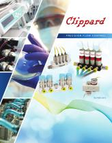 Clippard Full-Line Catalogue 2018