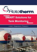 SMART Solutions for Tank monitoring