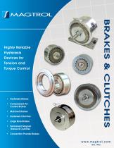 Highly Reliable Hysteresis Devices for Tension and Torque Control