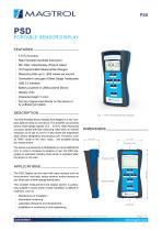 PSD | Portable Sensor Display