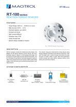 RT 100 Series   Reaction Torque Sensor