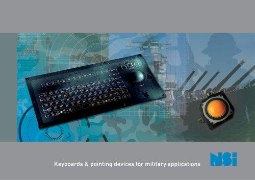 military brochure