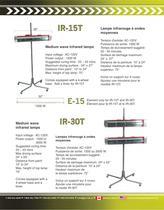 Infrared Lamp Catalog - 2