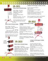 Infrared Lamp Catalog - 3