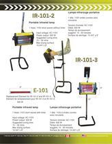 Infrared Lamp Catalog - 4