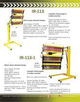 Infrared Lamp Catalog - 6