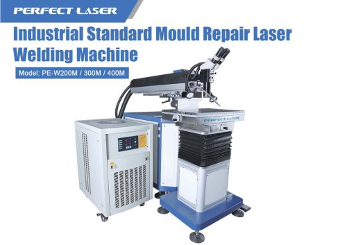 Laser Welding Mould Repair Machine PE-W200M 300M 500M