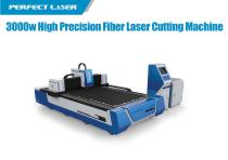 Perfect Laser - 3000w High Precision Fiber Laser Cutting Machine