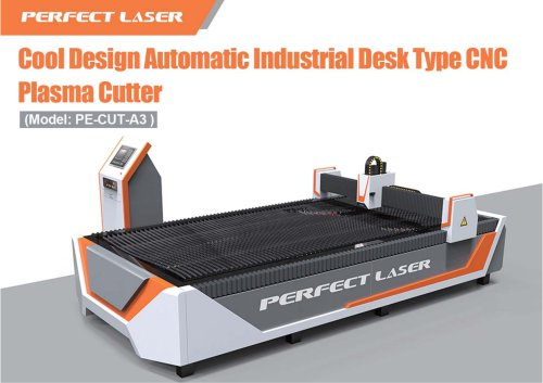 Perfect Laser- CNC plasma cutting machine PE-CUT-A3