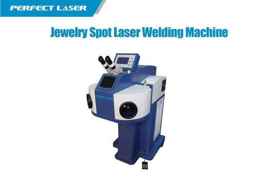 Perfect Laser - Jewelry Spot Laser Welding Machine