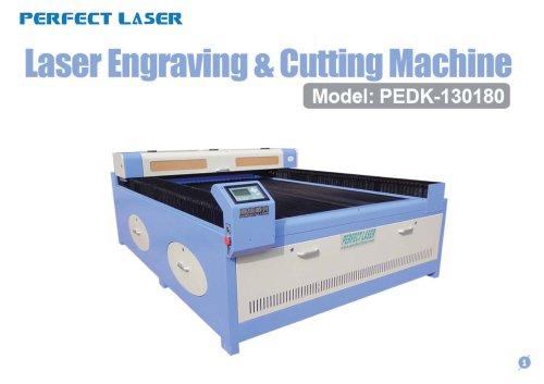 Perfect Laser - Laser Engraving & Cutting Machine PEDK-130180
