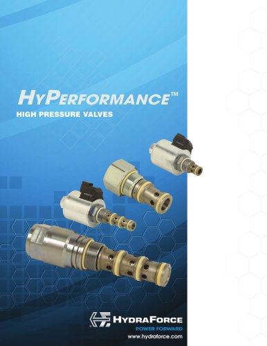 H-Series High Pressure Valves