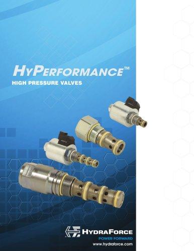 H-Series High Pressure Valves