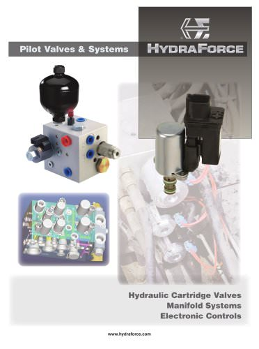 Pilot Valves and Systems Brochure