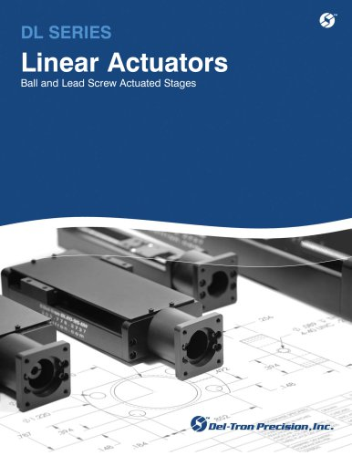 DL SERIES Linear Actuators