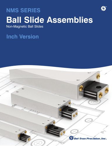 NMS SERIES Ball Slide Assemblies