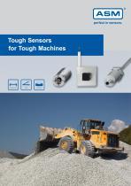 Tough Sensors for Tough Machines