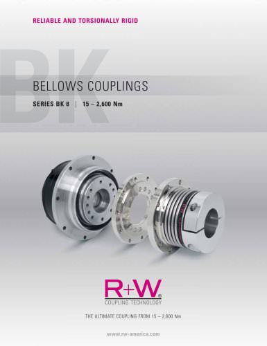 Bellows Coupling BK8
