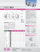 Bellows Coupling BK8 - 2