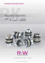 Metal Bellows Couplings BK - 1