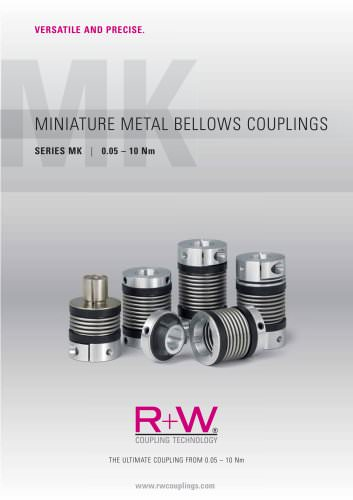 Miniature Couplings MK