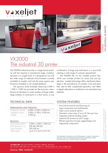 VX2000