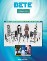 Spray Nozzle Catalogs