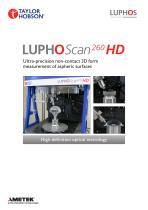 LuphoScan 260/420HD