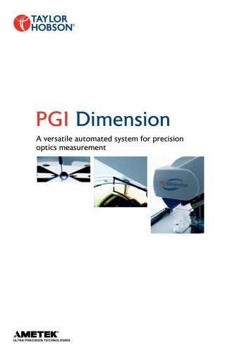 PGI Dimension
